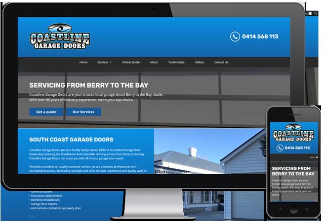 Coastline Garage Doors